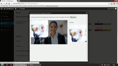 Cambiar foto de perfil en LinkedWoman.com