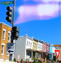 Row House vibes in #Brookland #new2dc #rlathome www.new2dc.tumblr.com