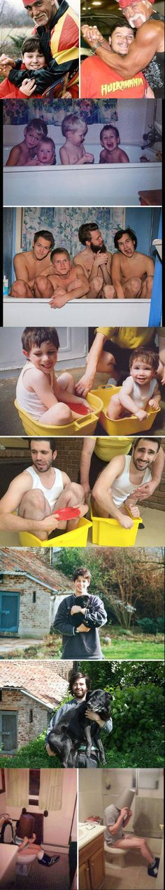 27 creative childhood photo recreations