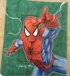 Spiderman by Daniel HDR
