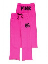 Campus Pant - Victoria's Secret PINK - Victoria's Secret I love to wear these exact ones in a Cold winter Day!!!