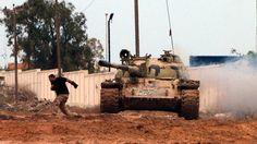 Militia groups clash in Tripoli, seven reported dead
