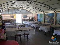 Отдых в Крыму с питанием в частном пансионате «Окуневка Тур»
