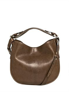 SMALL OBSEDIA SHINY SMOOTH LEATHER BAG by Givenchy $1790