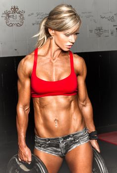 Fitness Weight training is a great way to be fit. It uses all your muscles every where. It is worth the work and time. It is not easy to look like this, but in the end women are the winners of great health and so much more. Theincensewoman