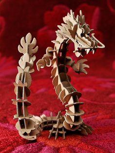 dragon flat pack