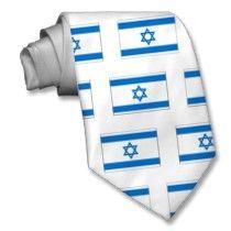 Israel FLAG International Neckwear by flagshirt