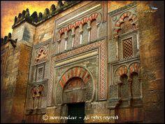 282 - The Door (Cordoba Mosque) ANDALUCÍA, Spain