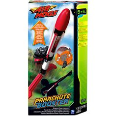 Air Hogs Parachute Booster, Red goes up to 5 stories high $10 at wal- mart