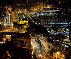 #paisajesnocturnos #nightlandscape #paisajesurbanos #urbanlandscapes #nightshot #nocturnas #Barcelona #niceplaces #freelifestile #mediterraneo