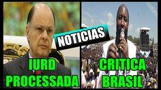 JUSTIÇA CONDENA UNIVERSAL- PROFETA DA CHUVA CRITICA  EVANGELHO  NO BRASI...