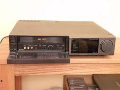 9 Best VHS images | Cette recorder, Vhs player Vintage Vhs Recorder For Wiring Diagram on
