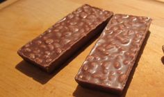 Chocolate Crunch Bars   The Daily Meal