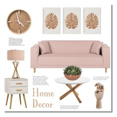 """Home decor"" by bogira ❤ liked on Polyvore featuring interior, interiors, interior design, home, home decor, interior decorating, Catalina, HAY, Anthropologie and Home"