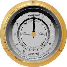 Cape Cod Tide Keeper Tide Clock