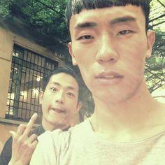 Park  sung  jin ♥  instagram