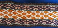"""Repinned by Libby VanBuskirk on """"Inca Weaving Patterns."""" An Inca belt from a village in the Cusco area today, maybe Chinchero. For more information, consult Nilda Callanaupa's books which go into detail about patterns and their meanings."""