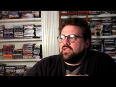 Kevin Smith Part 2: Writing & Filmmaking