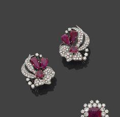 Gold Rings Jewelry, Diamond Jewelry, Jewelery, Jewelry Necklaces, Ruby Earrings, Diamond Earrings, Jewelry Accessories, Jewelry Design, Diamond Tops