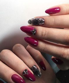 Astonishing Prom Nail Art Designs to Look Pretty on Your Big Day