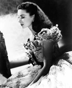 Vivien Leigh, Gone with the Wind<3