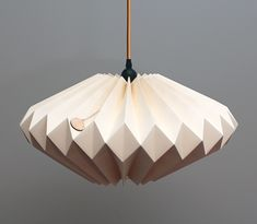 Danielle Origami Lamps -Lydia Ivory