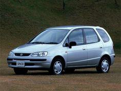 Toyota Corolla Spacio (AE110N) '01.1997–04.2001