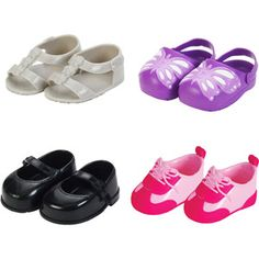 """My Life As Everyday Shoes for 18"""" doll"""