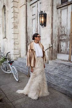 Jenna Lyons - Solange Knowles Wedding