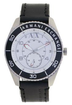 Relógio Armani Exchange UAX1260Z Preto