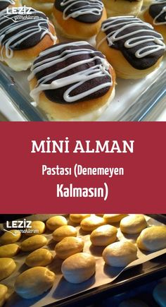 Mini Alman Pastası (Denemeyen Kalmasın) Mini German Pie (Don't Try) Related Post blueberry basil ice cream Italian Lemon Drop Cookies Strawberry Cheesecake Trifle – With angel f. Looking for crock pot desserts? Desserts Keto, Mini Desserts, Easy Desserts, Delicious Desserts, Yummy Food, New Recipes, Cake Recipes, Dessert Recipes, Dessert Oreo