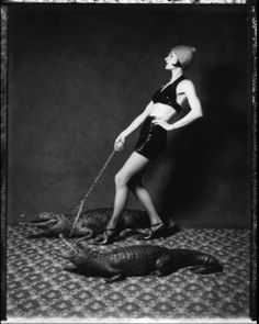 vintage everyday: Funny Photos of People Posing with Dead Animals