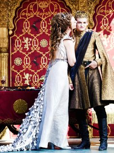 Joffrey and Margaery ~ Game of Thrones
