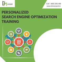 Learn Advanced #SEO tactics from the pros and boost your career in #DigitalMarketing. For Enquiry, Call Us @ 9061645458   Website: www.dmwizard.in