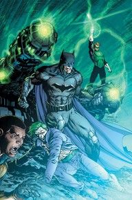 The Joker's surprise attack threatens to lay waste to all of Batman's carefully laid plans. Will the Dark Knight be able to regain the trust of his closest allies, Green Lantern and Duke, and prevent the forces of darkness from consuming the DC Universe?! Will Hawkman's warning stop our heroes from peering into the abyss?The great comics event of summer 2017 is on its way, courtesy of superstar writers Scott Snyder and James Tynion IV with art by a master class of comics artists: ...