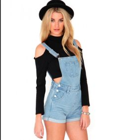 5188357cbc6 Missguided Forever Denim – Shop the Trend · Womens DungareesDenim ...