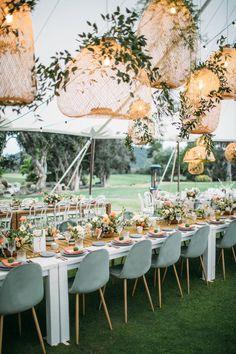 Wedding Reception Lighting, Tent Wedding, Dream Wedding Dresses, Boho Wedding, Rustic Wedding, Wedding Venues, Reception Ideas, Event Lighting, Glamorous Wedding