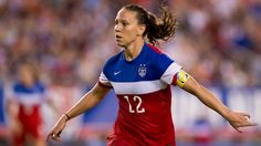 Lauren Holiday: 2014 Female Athlete of the Year