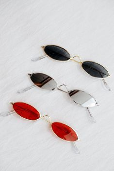 Kelsey Sunnies (Red)