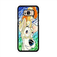 Lady & The Tramp Disney Samsung Galaxy S8 Plus Case | Caserisa