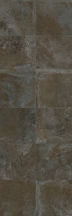 Porcelain Tile | Metal Look | Blende Piceous http://www.stonepeakceramics.com/products.php