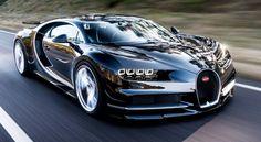 el Bugatti Chiron,