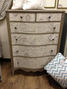 Altar'd Designs New at Altar'd Market today- gorgeous chest by Interiors Designed. $549