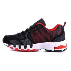 d6e66baedc28 Men Mesh Fabric Elastic Slip On Sport Running Walking Sneakers  https   www. pinterest.com USATRENDINGSPORTS
