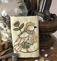Tweedy Bird Needle Book - KIT