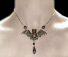 Gothic Jewellery by Decarabia Gothic Jewellery ~ Gothic Victorian Lolita Jewelry Chokers & Necklaces