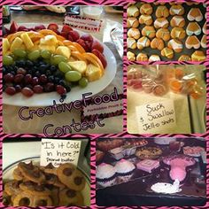 Bachelorette Party Food Ideas