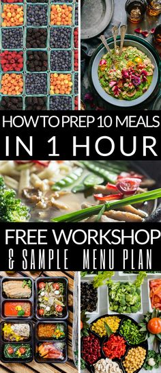 Want to create a make-ahead freezer meal plan on a budget for your family? This tip is the best! Here's how I make ten freezer meals in less than 1 hour, save money on food, and keep my sanity! I'm sharing how you can do it too, plus a link to a free workshop to show you how! Best Mom Hack ever!!!