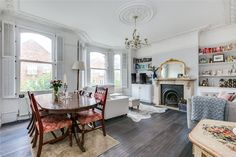 Are you aiming to sell your property in Autumn? Here's our tips on how to increase your chances of a quick sale before Christmas. Property Ad, London Property, Property For Sale, Double Bedroom, Two Bedroom, Clapham Common, Reception Rooms, Wooden Flooring, New Builds