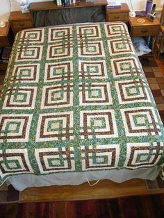 true lovers knot quilt pattern